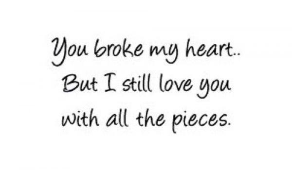 I still Love…